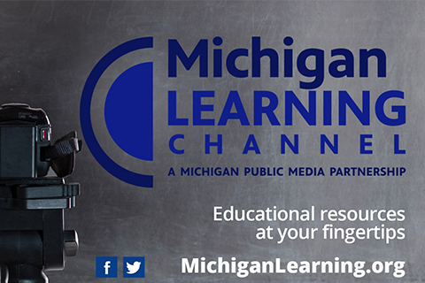 The Michigan Learning Channel will use a variety of platforms to deliver programming, beginning with Pre-K to third grade.