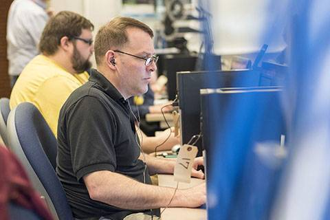 Delta College is hosting a virtual event about the importance of securing computers and protecting private data.