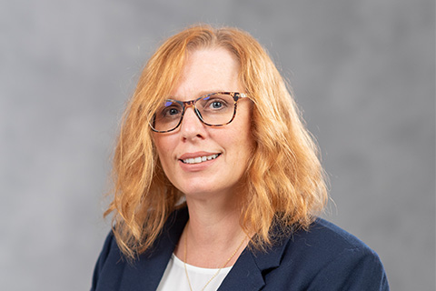 Melissa Haswell, a Michigan native and biologist, was named associate dean of the Science and Mathematics Division.