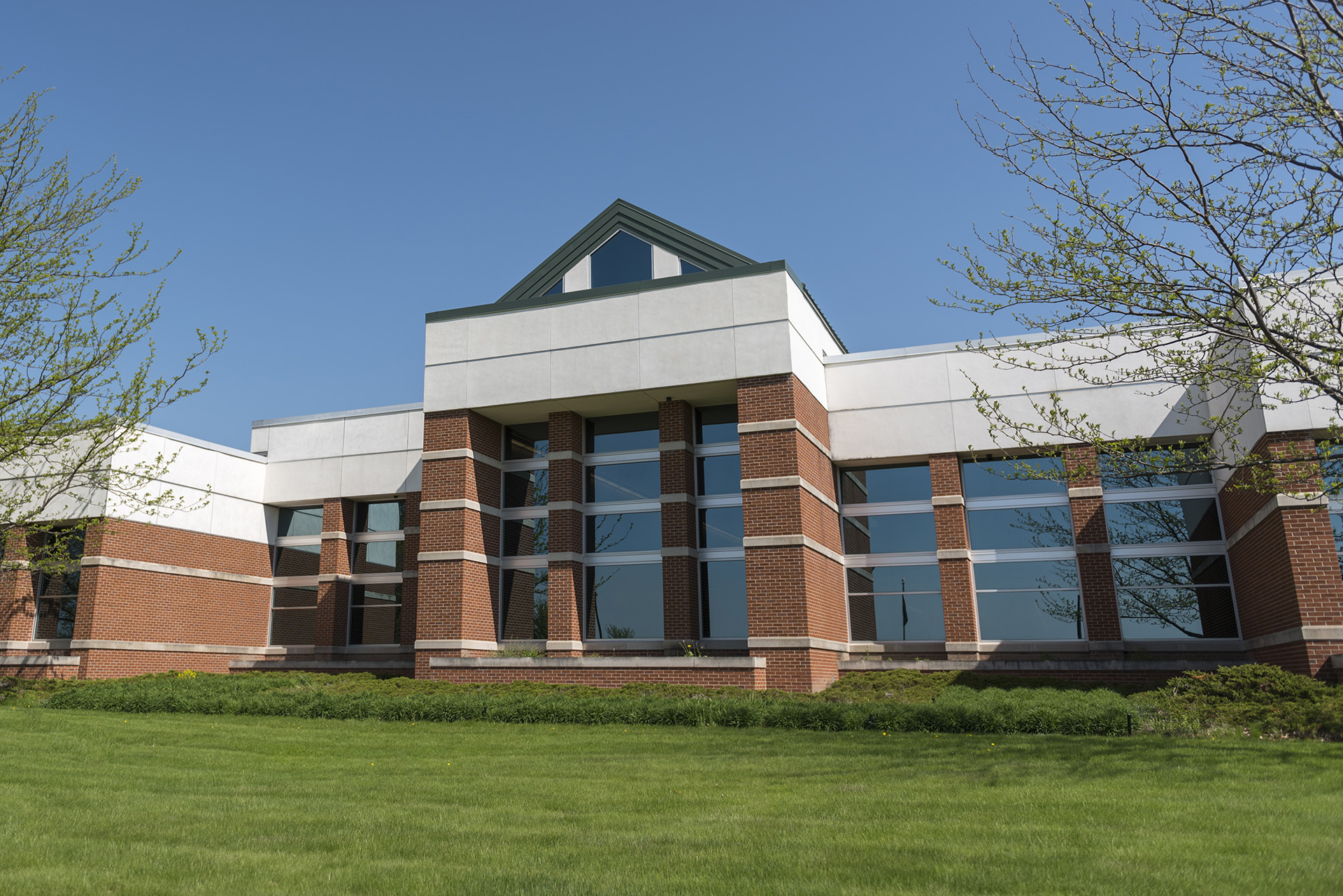 The Library Learning Information Center is a public library that houses thousands of books.