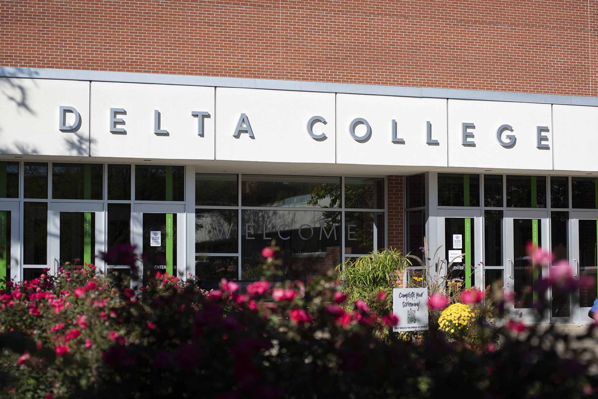 Welcome to Delta College!