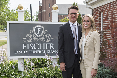 SBDC Clients, Mark and Andrea Fischer