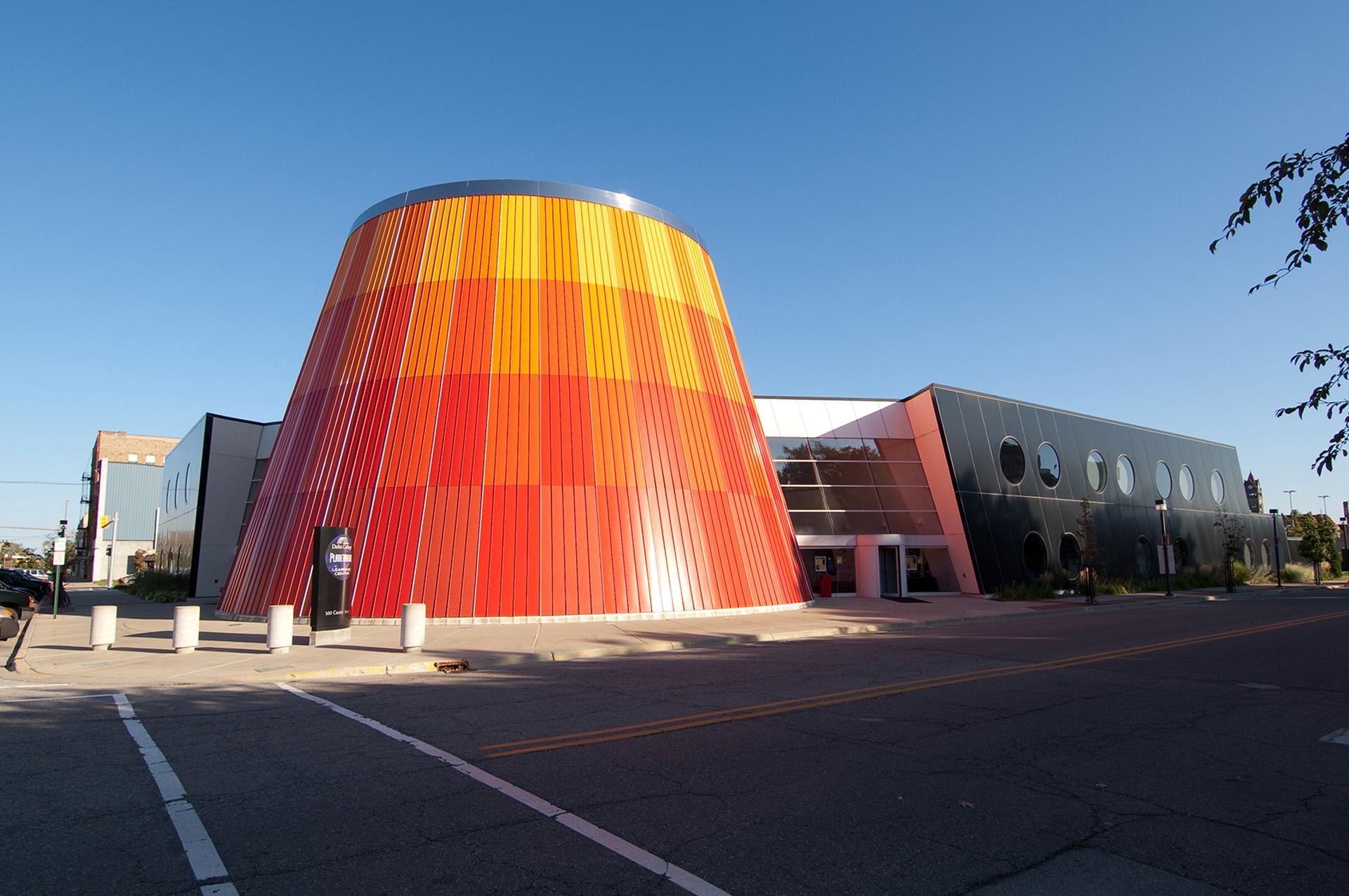 Delta College Planetarium - Delta College