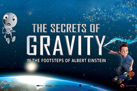 The Secrets of Gravity Poster