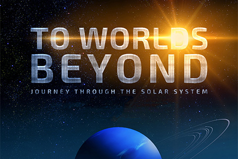 To Worlds Beyond Poster