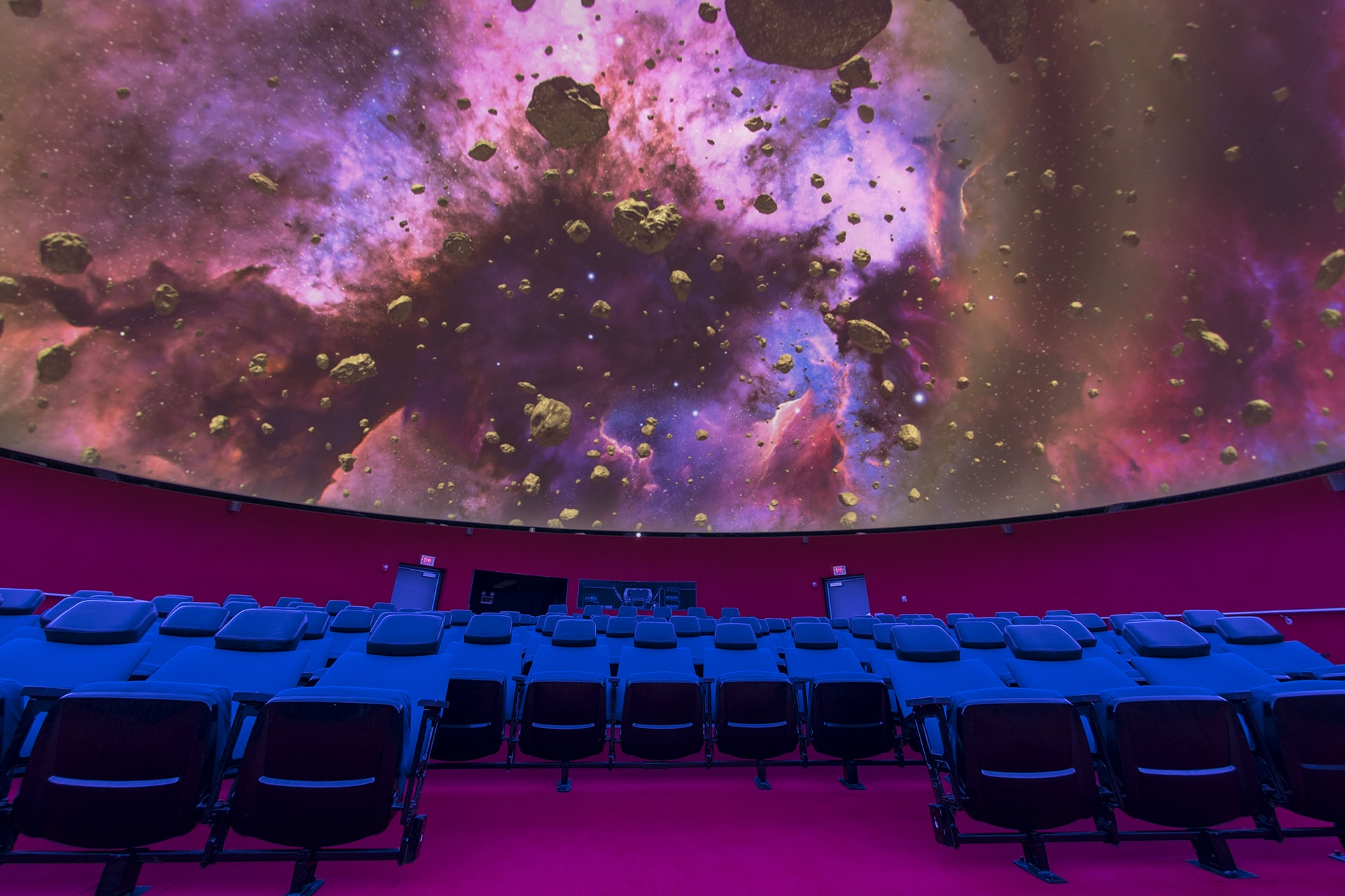 The Planetarium Theater