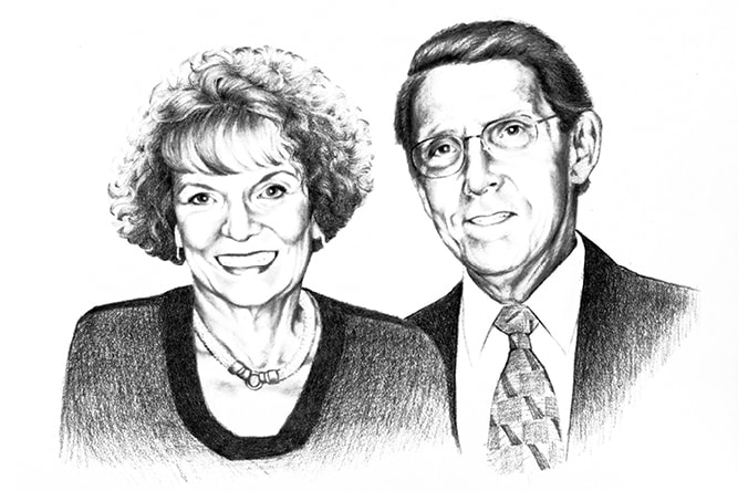 Andrew F. & Mary H. Anderson