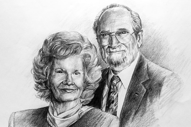 Don and Betty Carlyon
