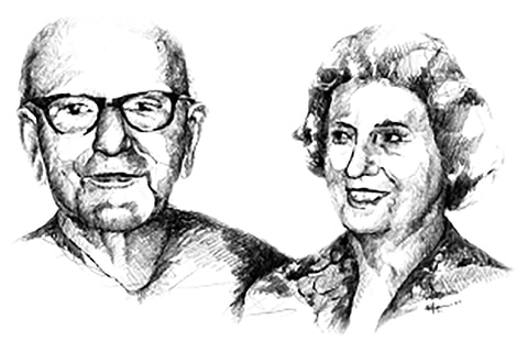 Elzie S. and Muriel D. Beaver