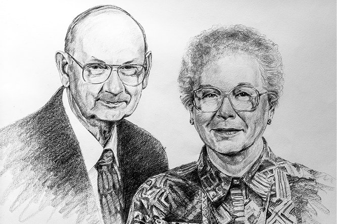 Dr. John and Joanne Fuller