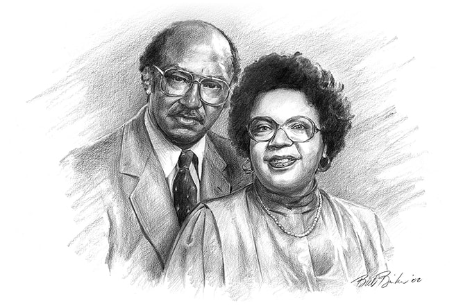 S. Preston and Dr. Betty B. Jones