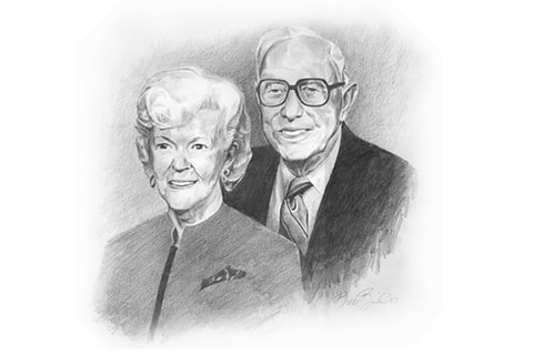 Melvin and Hilda Zuehlke