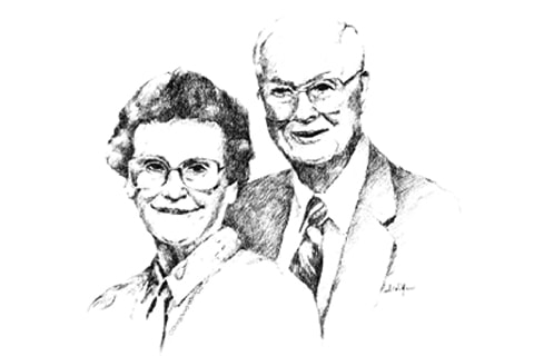 Robert and Marjorie Knepp