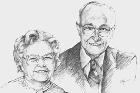 Russell B. and Grace H. Green