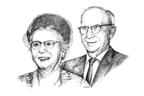 Wallace and Edith Knepp