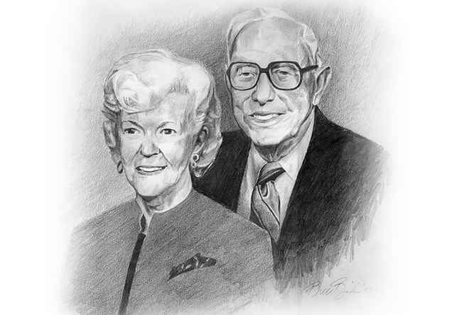 Melvin L. and Hilda J. Zuehlke