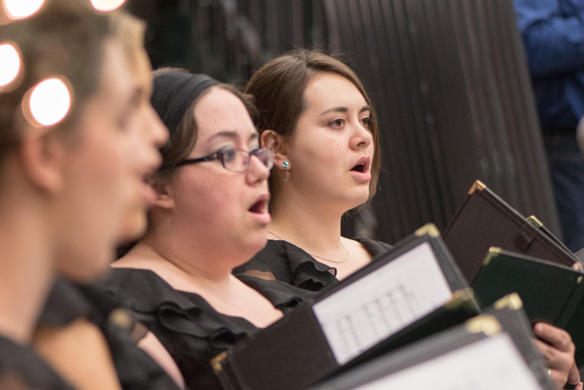Delta College Choir