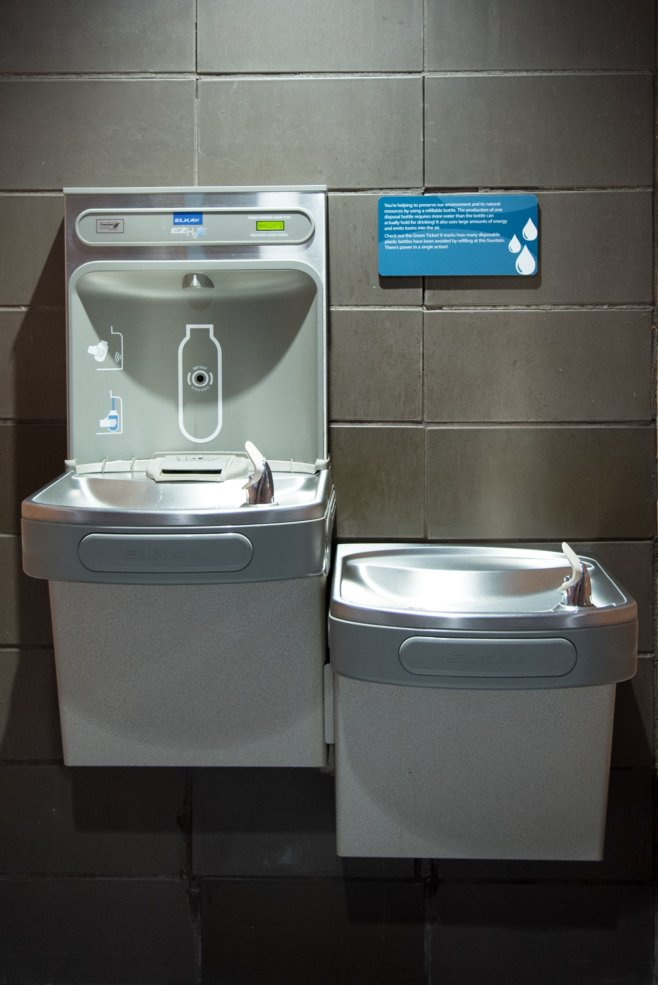 Drinking Fountains