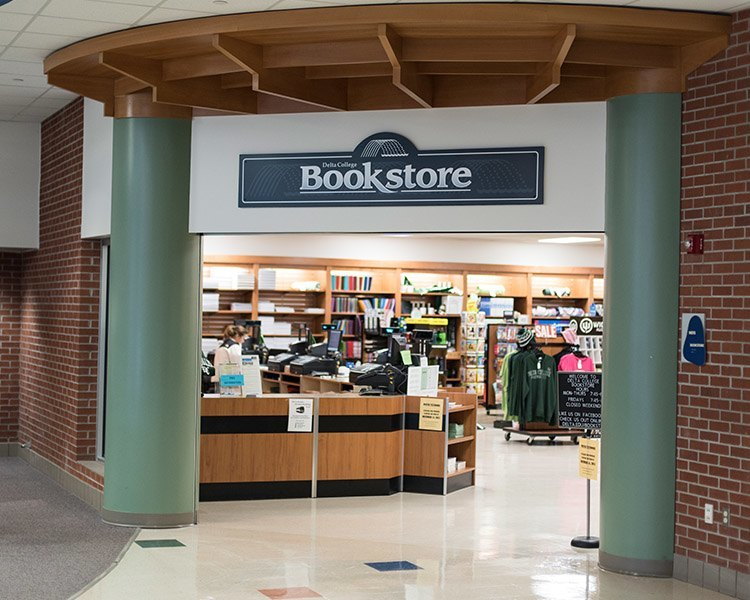 Delta College Bookstore