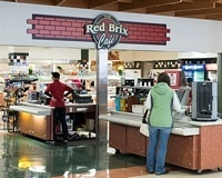 Red Brix Cafe