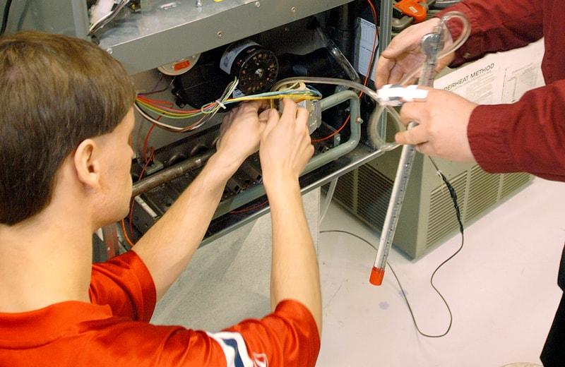 Hvac R Commercial Refrigeration Advanced Certificate Delta College