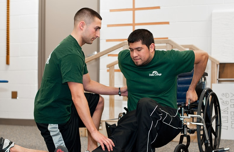 Physical Therapist Assistant Dual with Health Fitness Specialist
