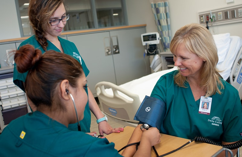 Practical Nurse - Advanced Certificate - Delta College