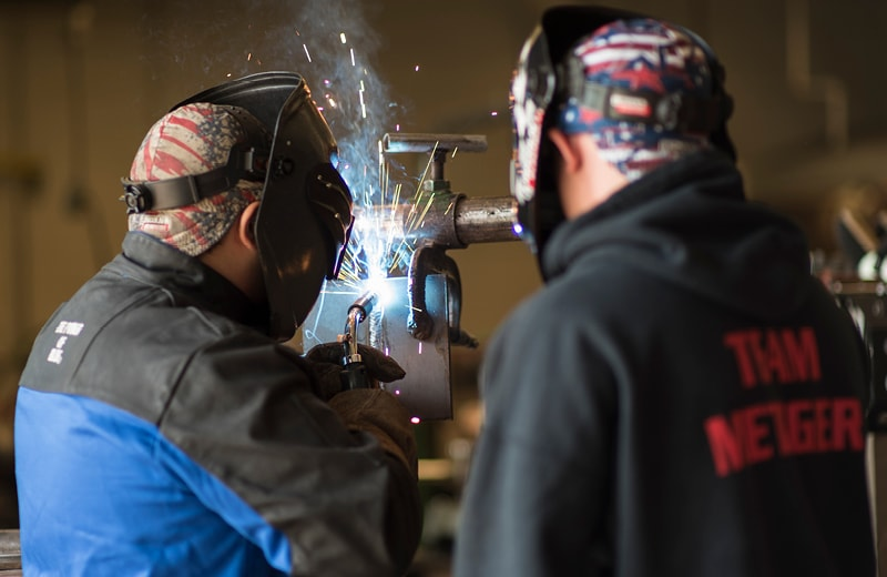 Welding Engineering Technology